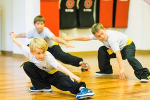 Kung Fu für Kinder in Köln-Ehrenfeld – Kinderturnen 4.0 Shaolin Kids 1
